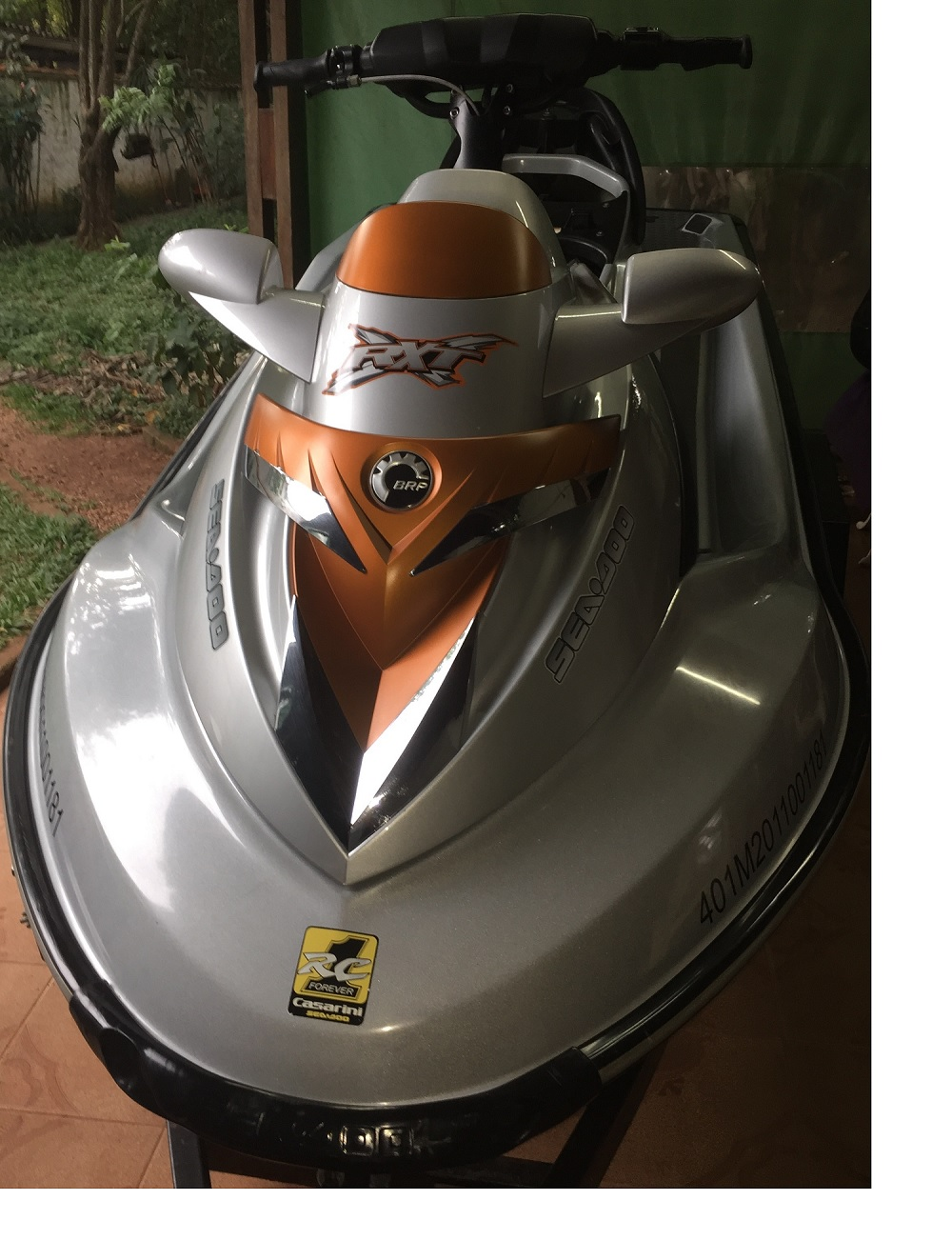 Sea Doo RXT-255