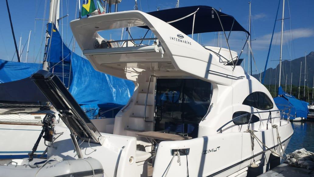 Intermarine 380 Full