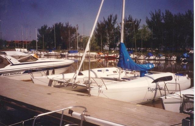 Malcon Tenand Catamarã 36 pés