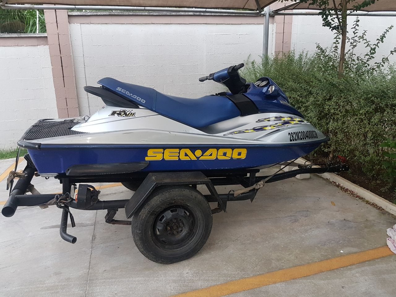 Sea Doo RXP 215