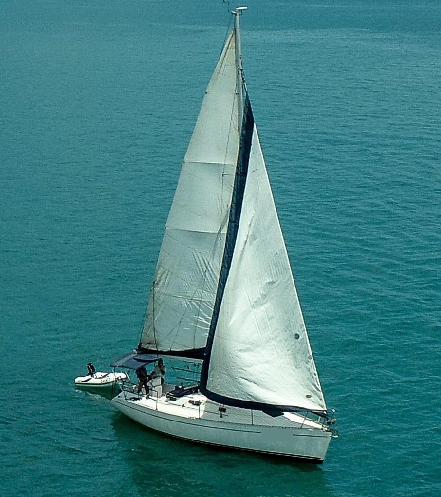 Delta Yachts 32