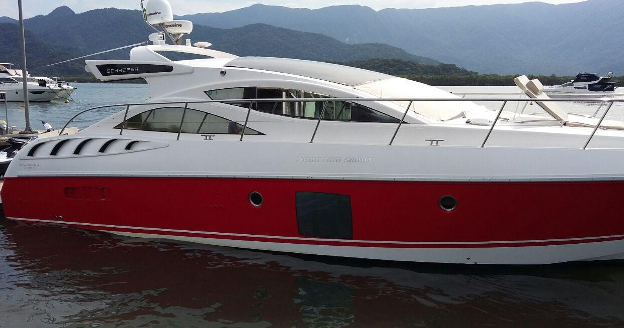 Schaefer Yachts Phantom 500 HT