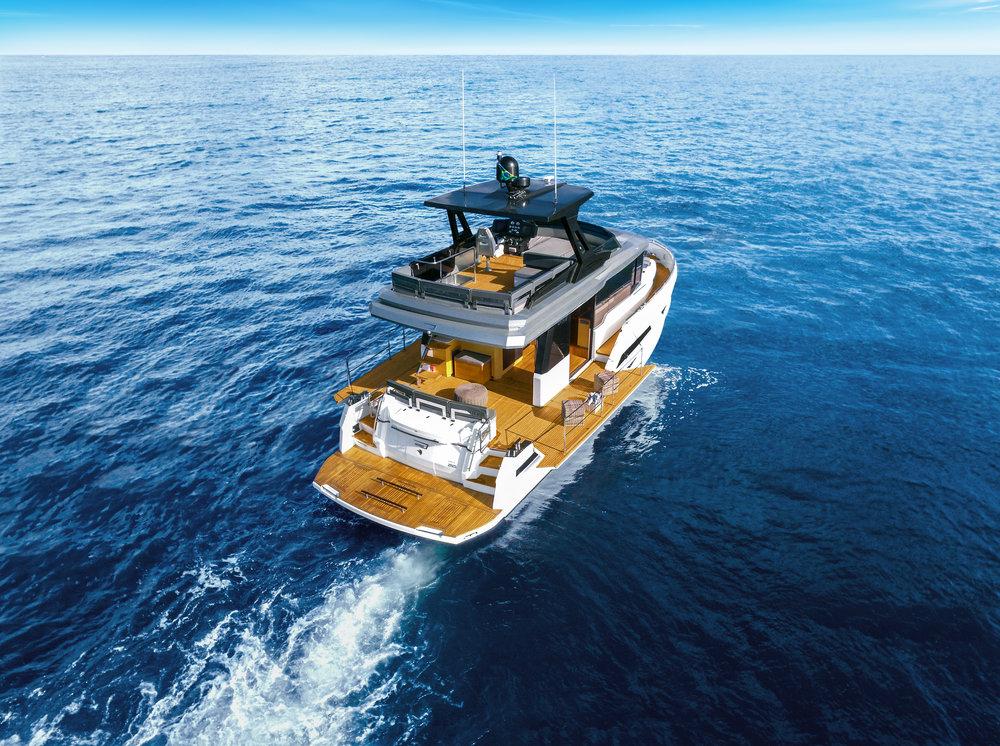Okean Yachts OKEAN 50