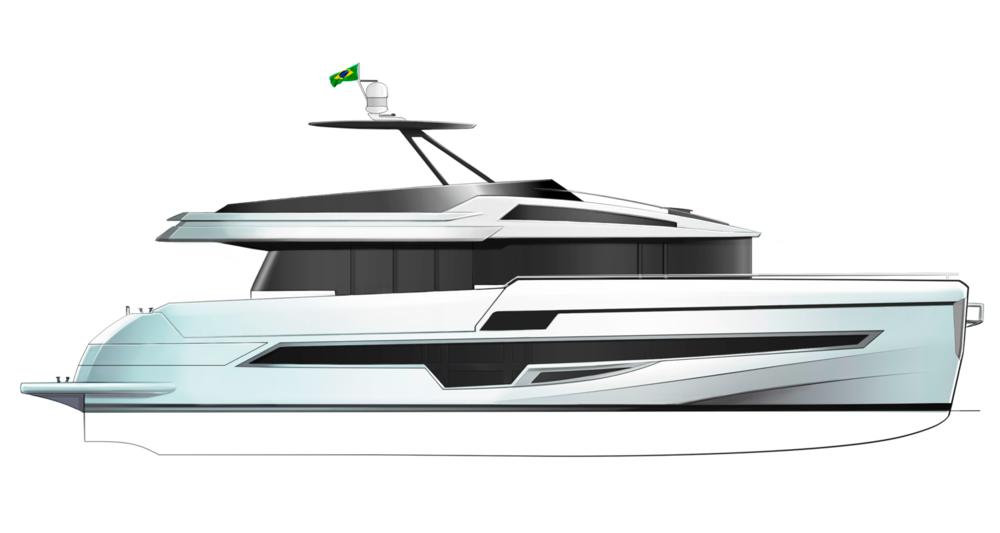Okean Yachts 80
