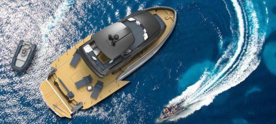 Okean Yachts okean 50 x