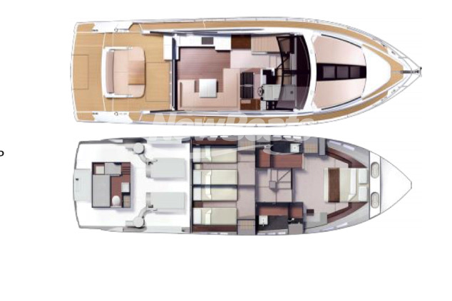 Fairline Yachts Targa 50 GT