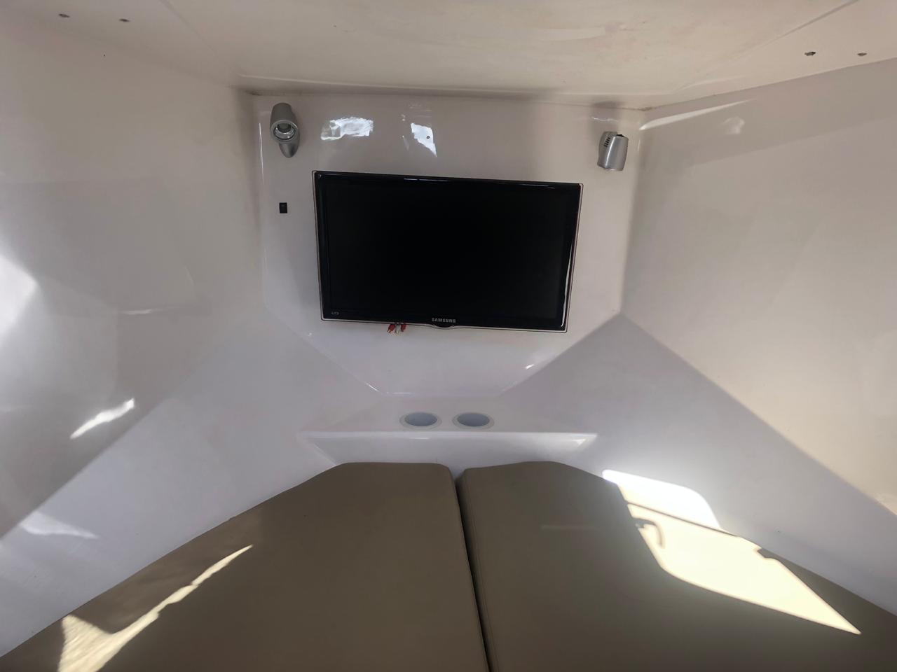 Ventura 215 Cabin Comfort
