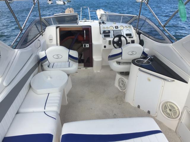 Schaefer Yachts Phantom 260