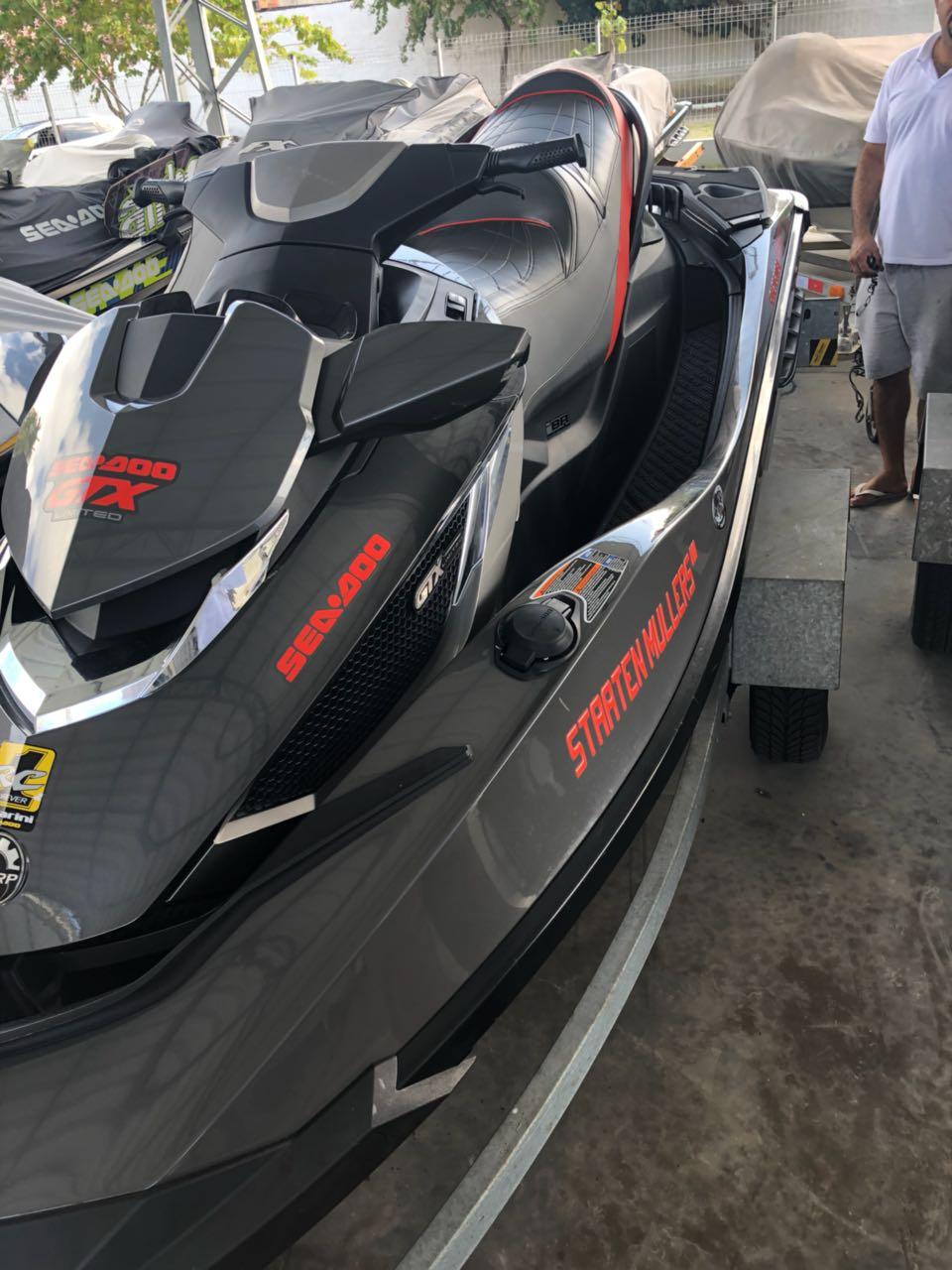 Sea Doo GTX Limited is 260