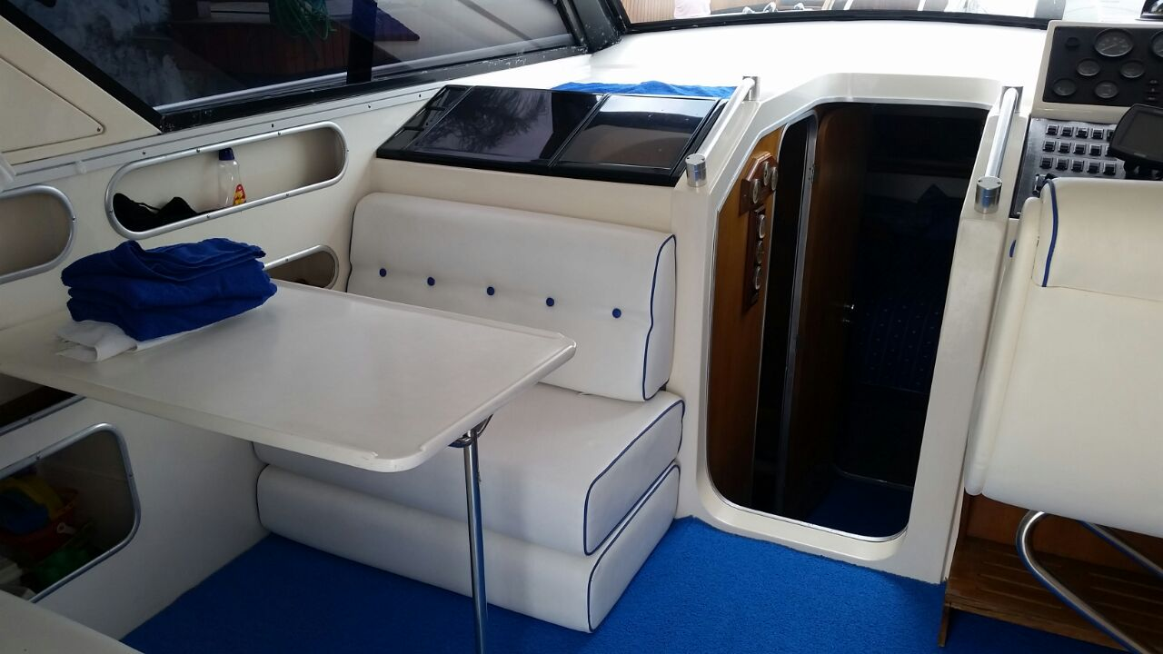 Intermarine Oceanic 36