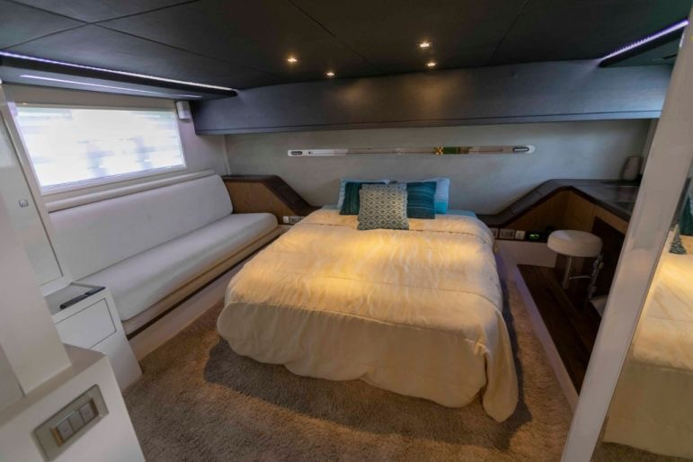 Schaefer Yachts Phantom 620 Pininfarina