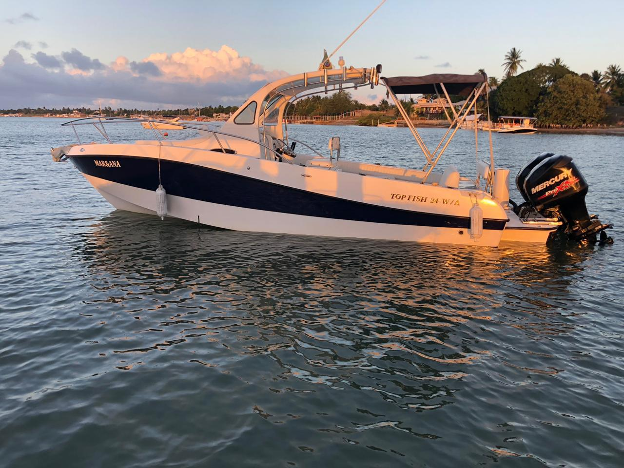 Top Boats Top Fish 24 WA