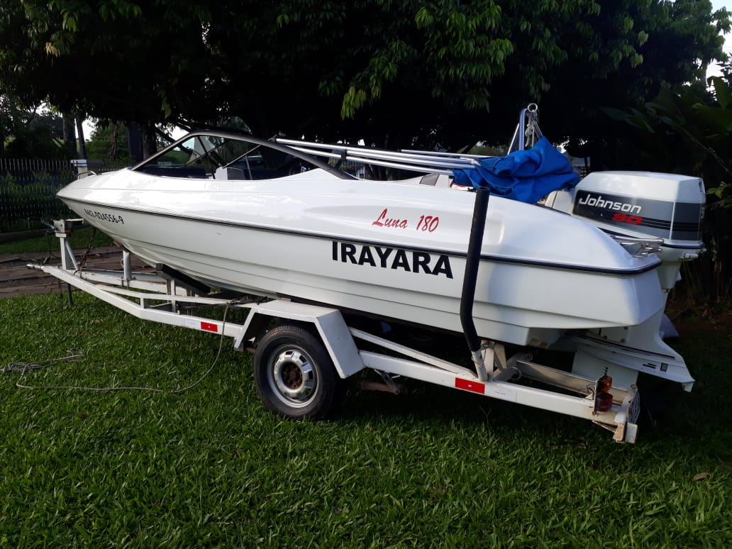 Luna Boats 180