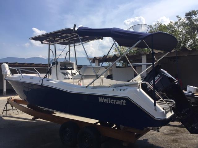 Wellcraft | Dumar 220 Fisherman