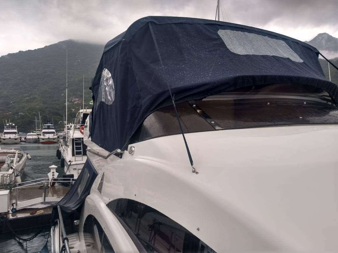 Azimut Intermarine 460 Full