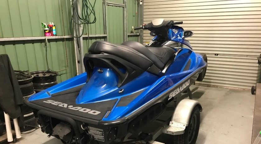 Sea Doo GTX Limited 215