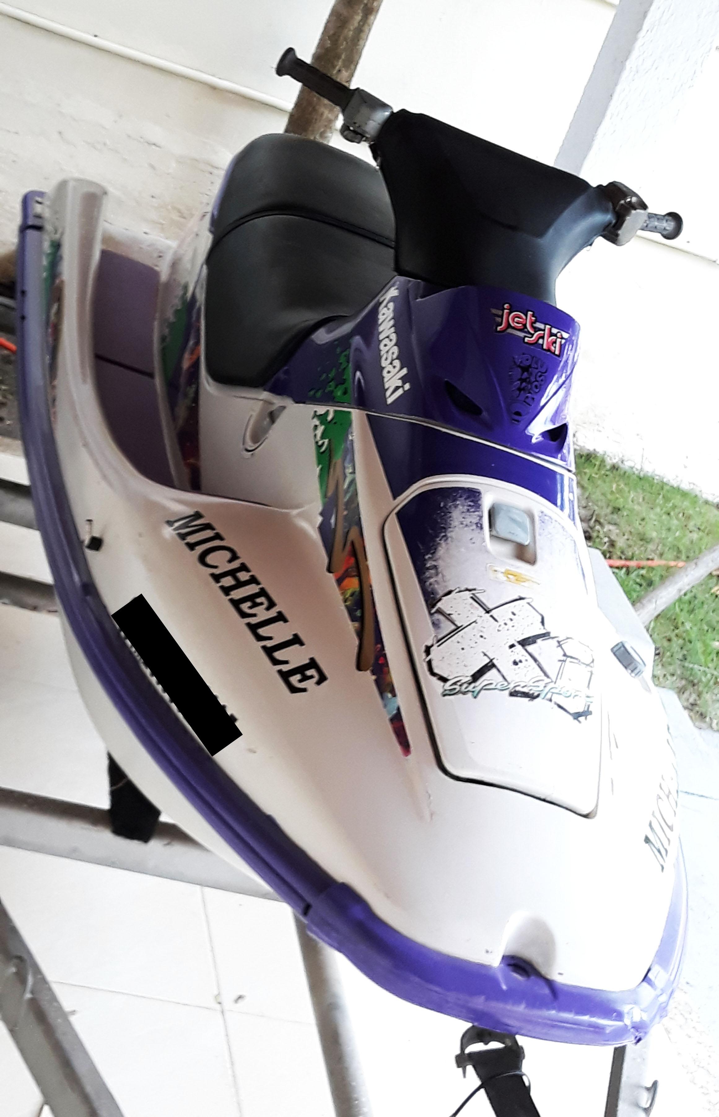 Kawasaki 750 SS XI
