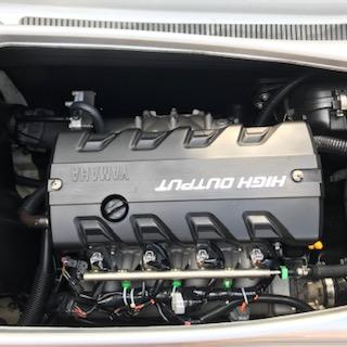 Yamaha FX CR HO