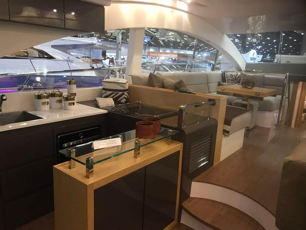 Schaefer Yachts Phantom 640