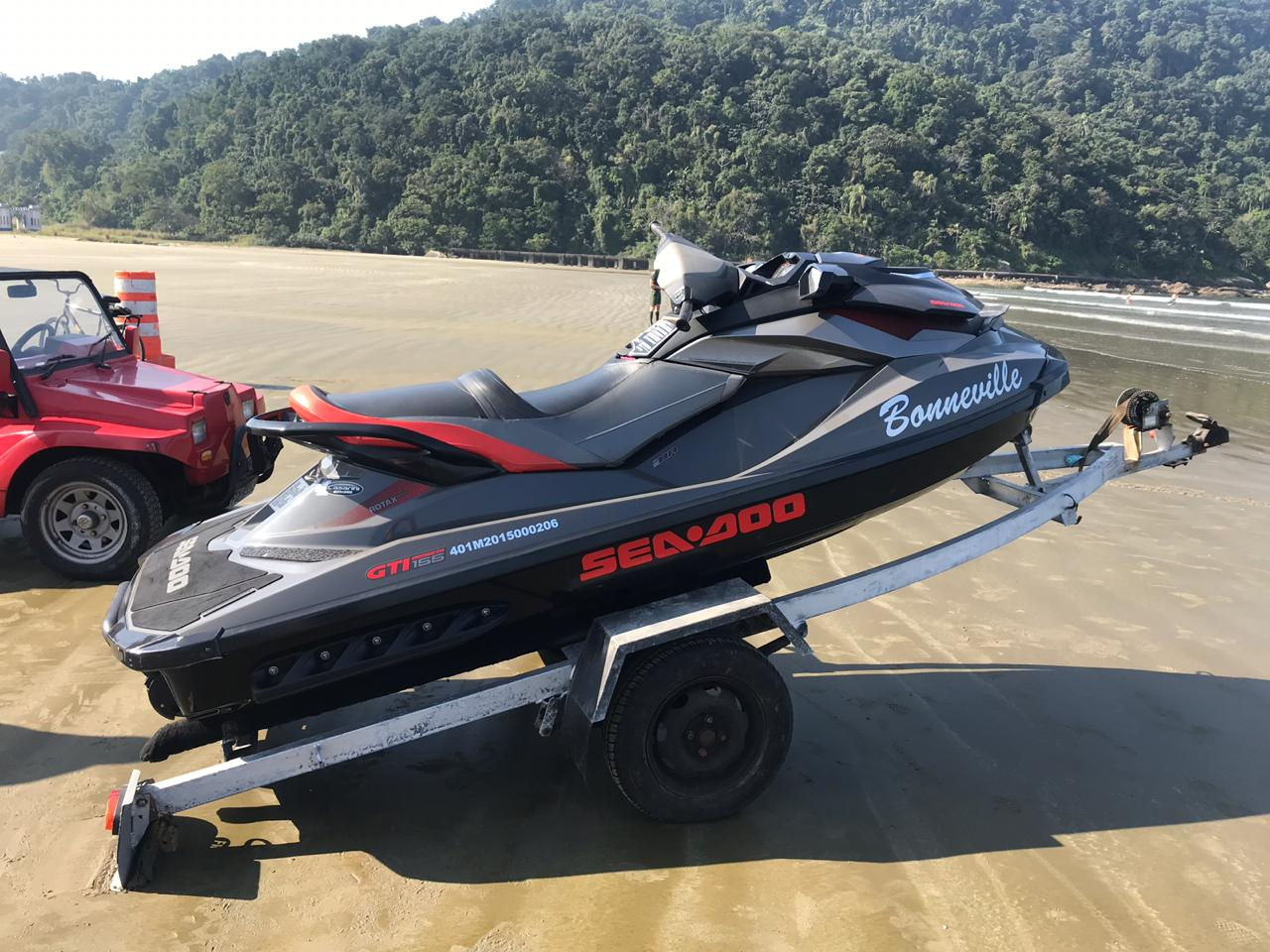 Sea Doo GTI Limited 155