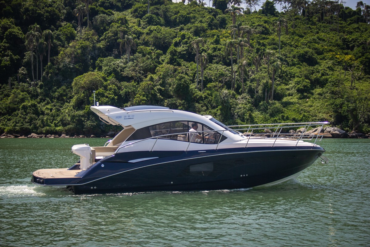 FS Yachts 360 Allure