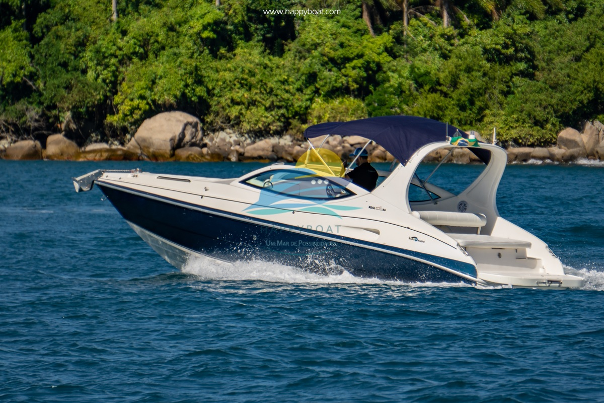 Real Powerboats Class 26