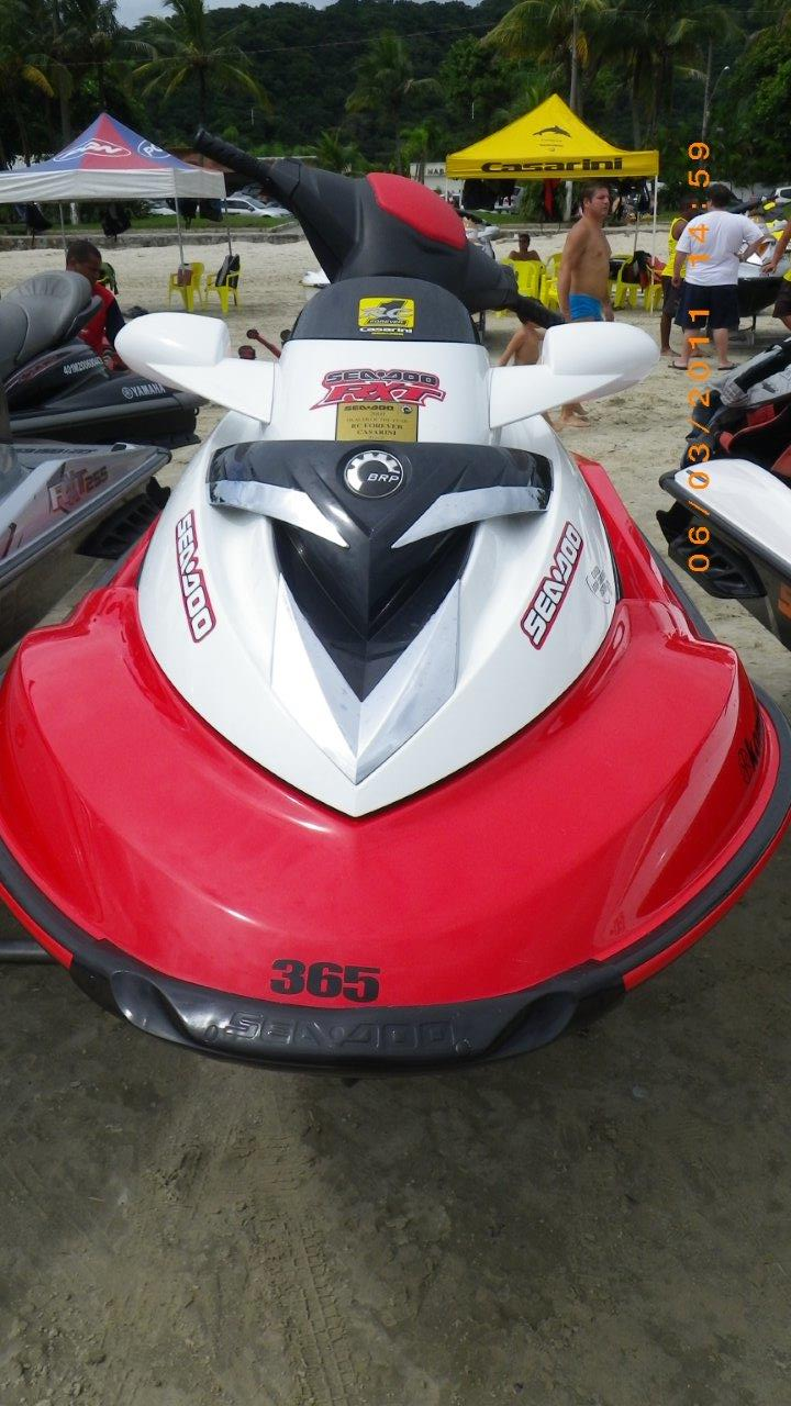Sea Doo RXT 215