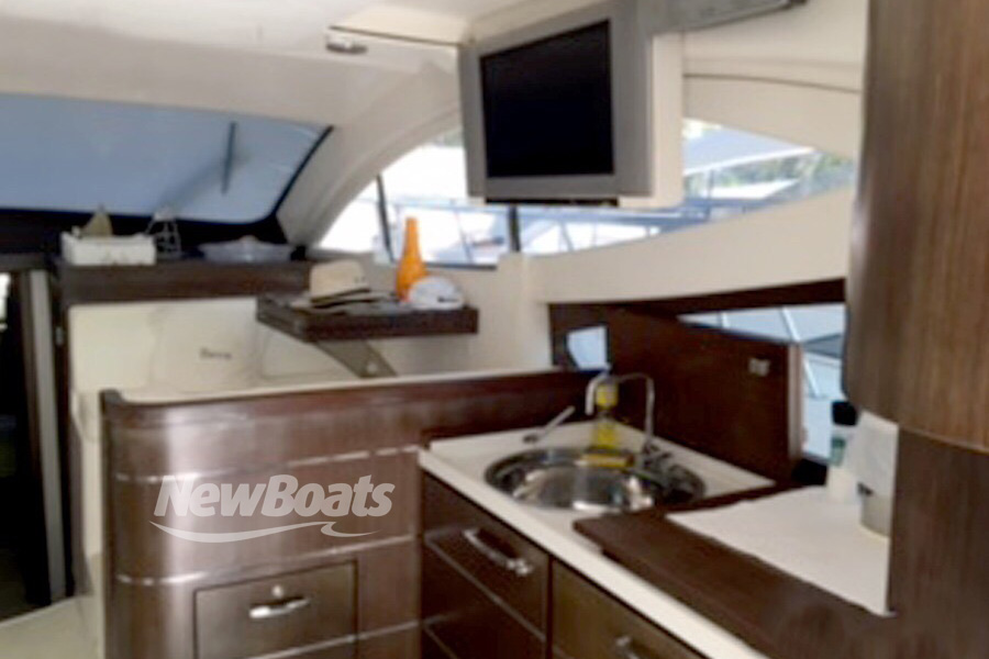 Schaefer Yachts Phantom 500 Fly