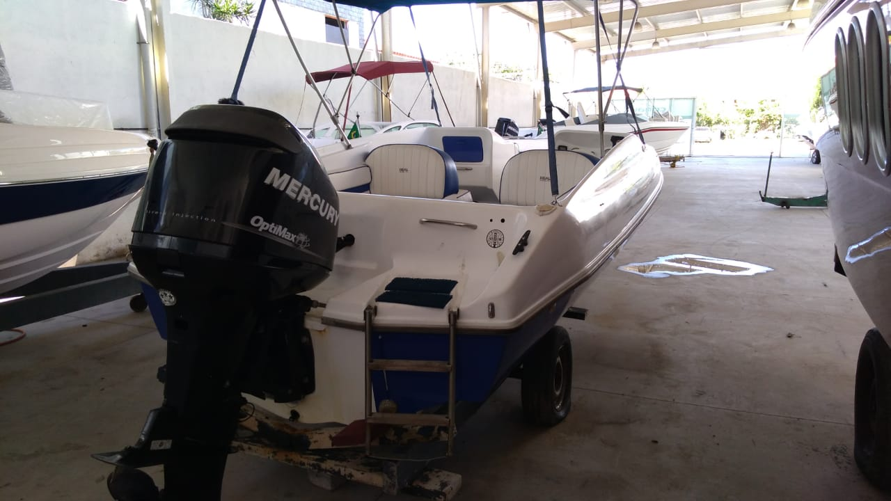 Real Powerboats class 20