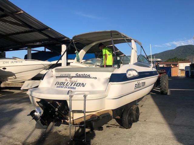 Evolution Boats 265 Cabin