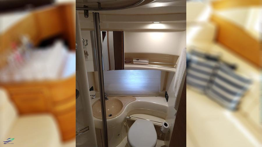 Azimut Intermarine 430 Full