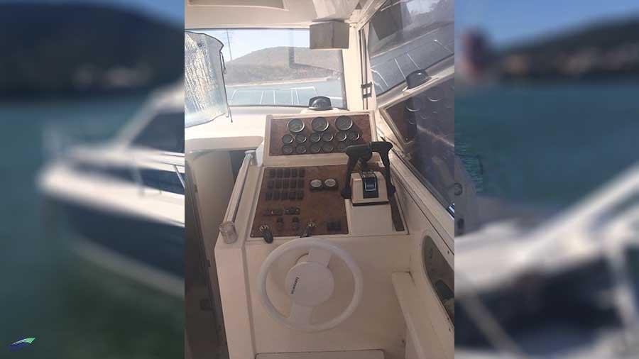 Intermarine Oceanic 32