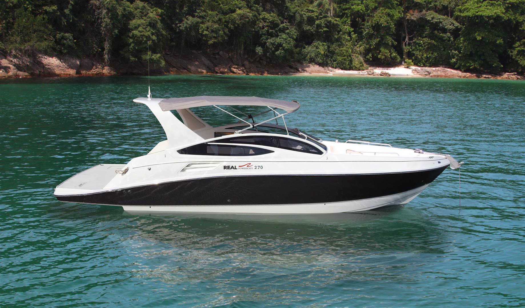 Real Powerboats REAL 270
