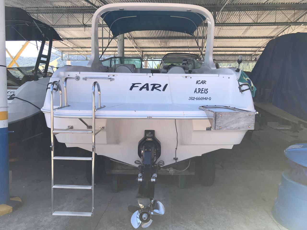 Tecnoboats Futura 28 Sport Cab