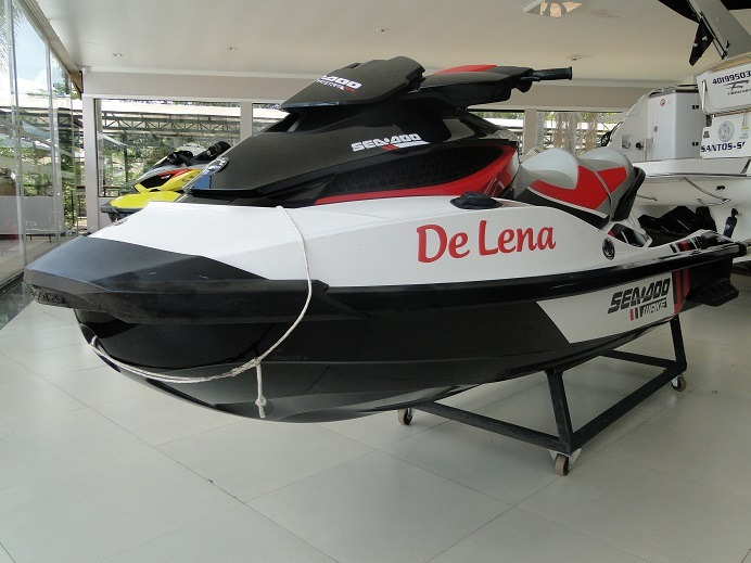 Sea Doo Wake Pro 215