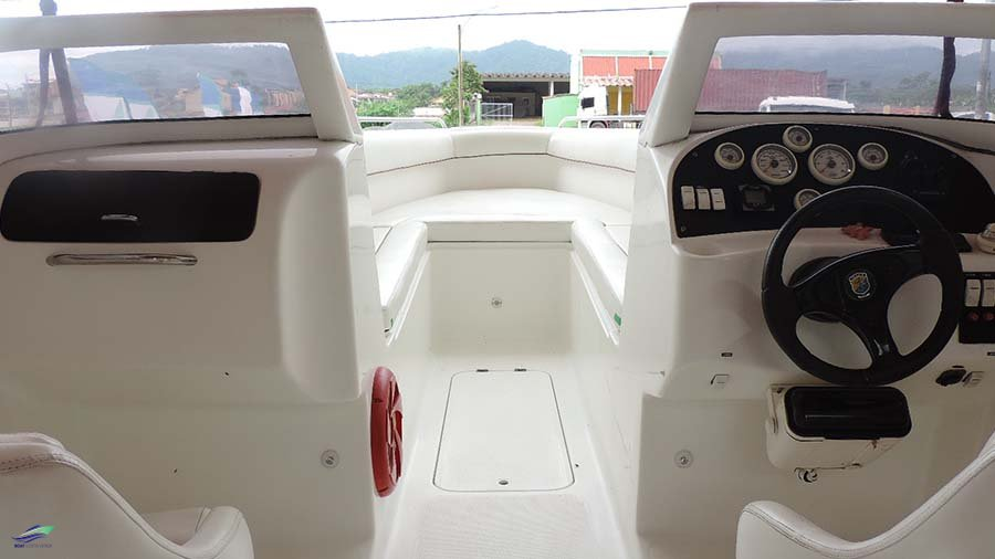 Real Powerboats Class 24 Centro