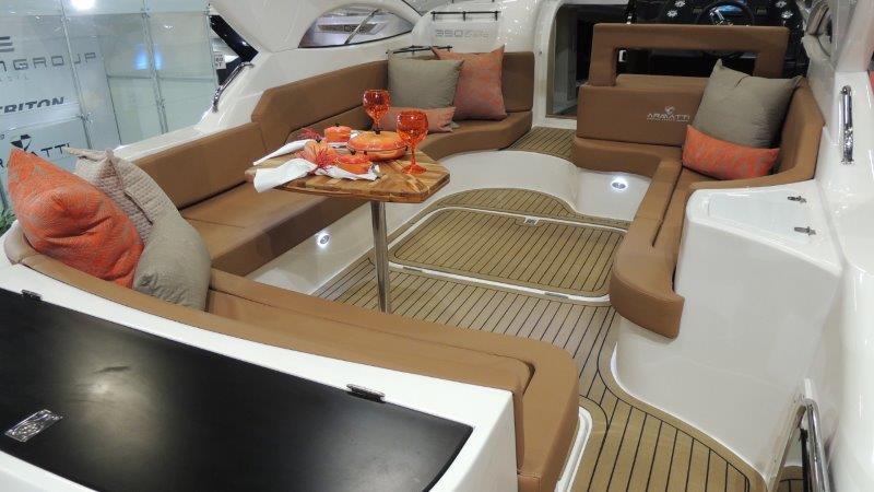 Armatti Yachts 370 GRAN CABRIO