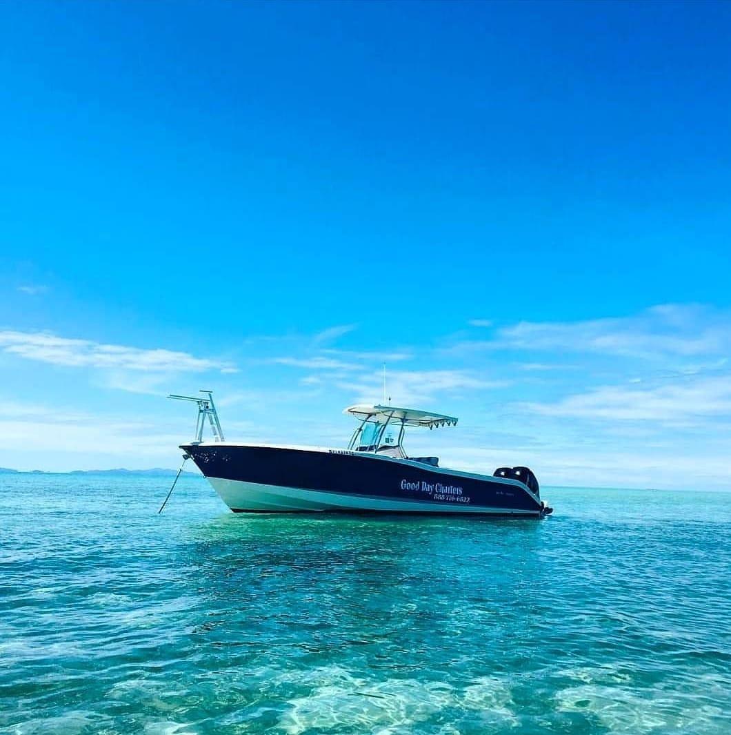 Fishing 320 CC
