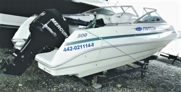 Triton Yachts 200 Open