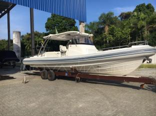 Flexboat Flex 1100 Cabin