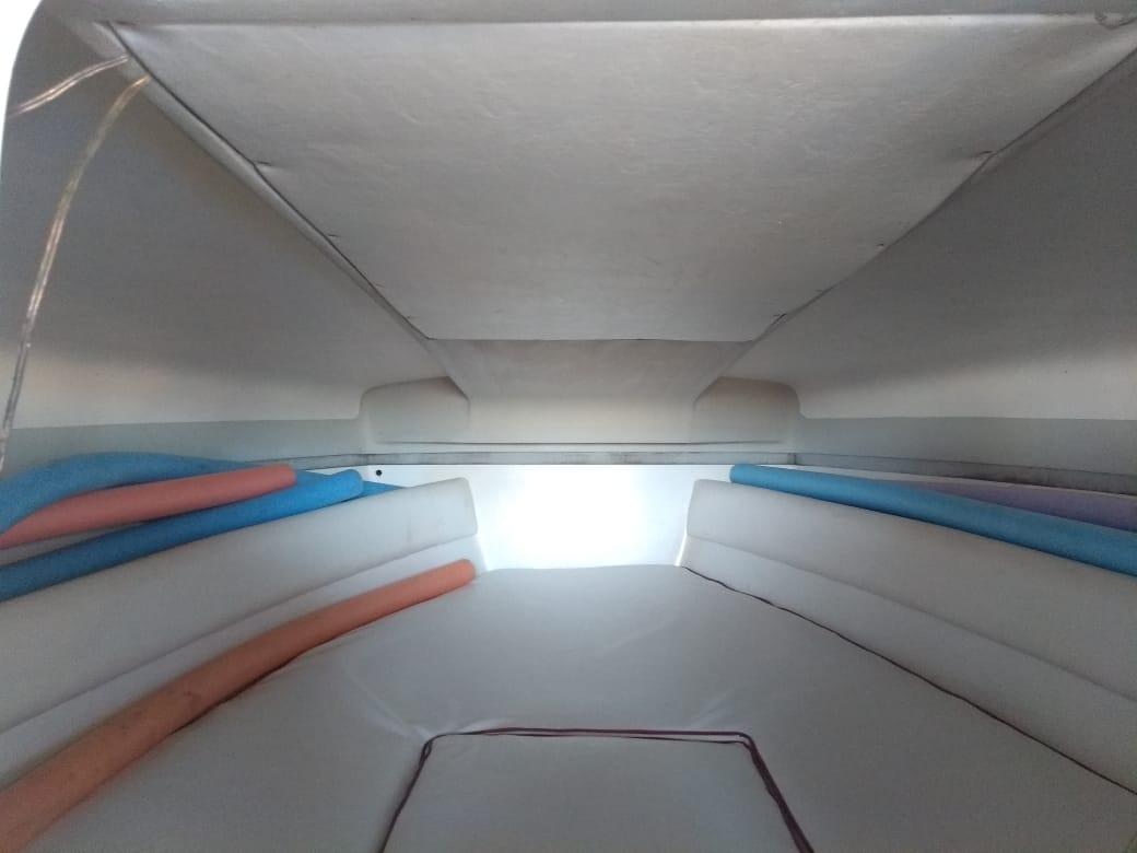 Runner 240 cabin