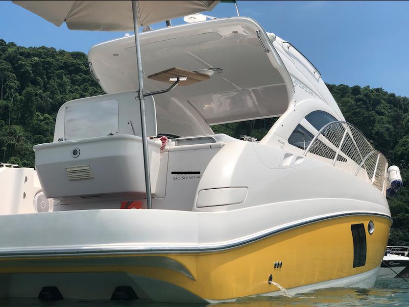 Yacxo Yachts 357 HT