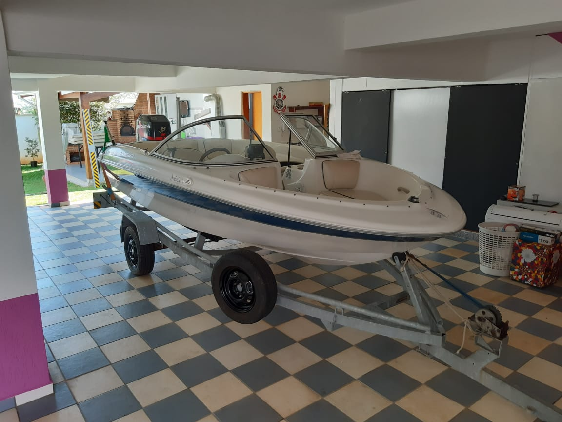 Bayliner 160 Capri