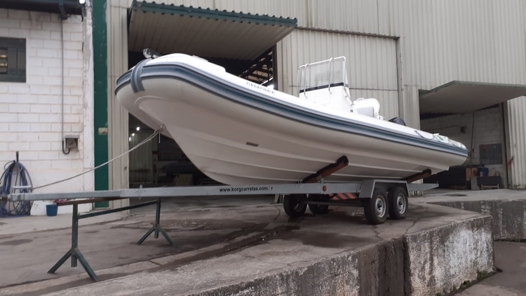 Flexboat SR 760 GII Lazer Luxo