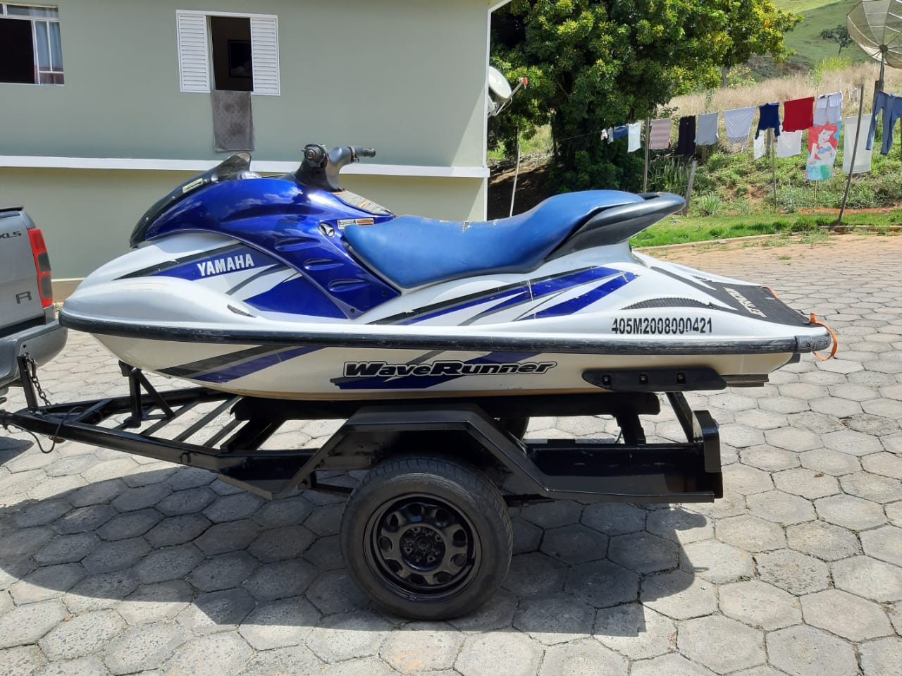 Yamaha GP 800