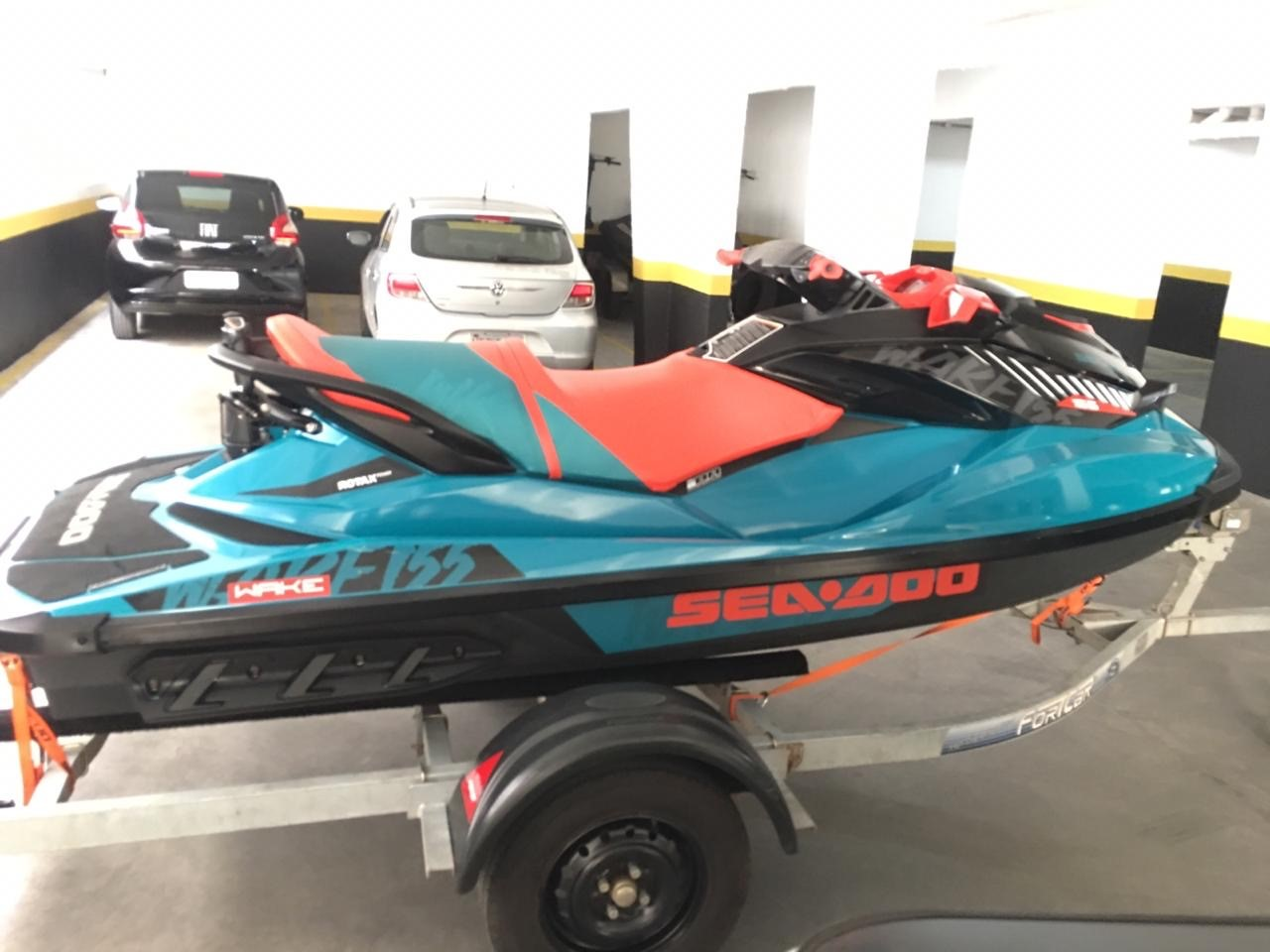 Sea Doo Wake 155