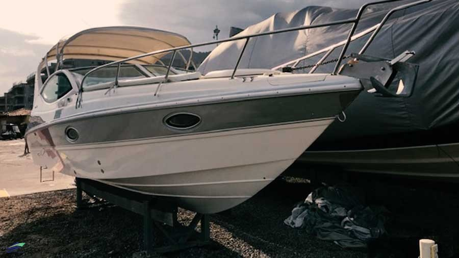 Real Powerboats Class 250 Cabin Popa