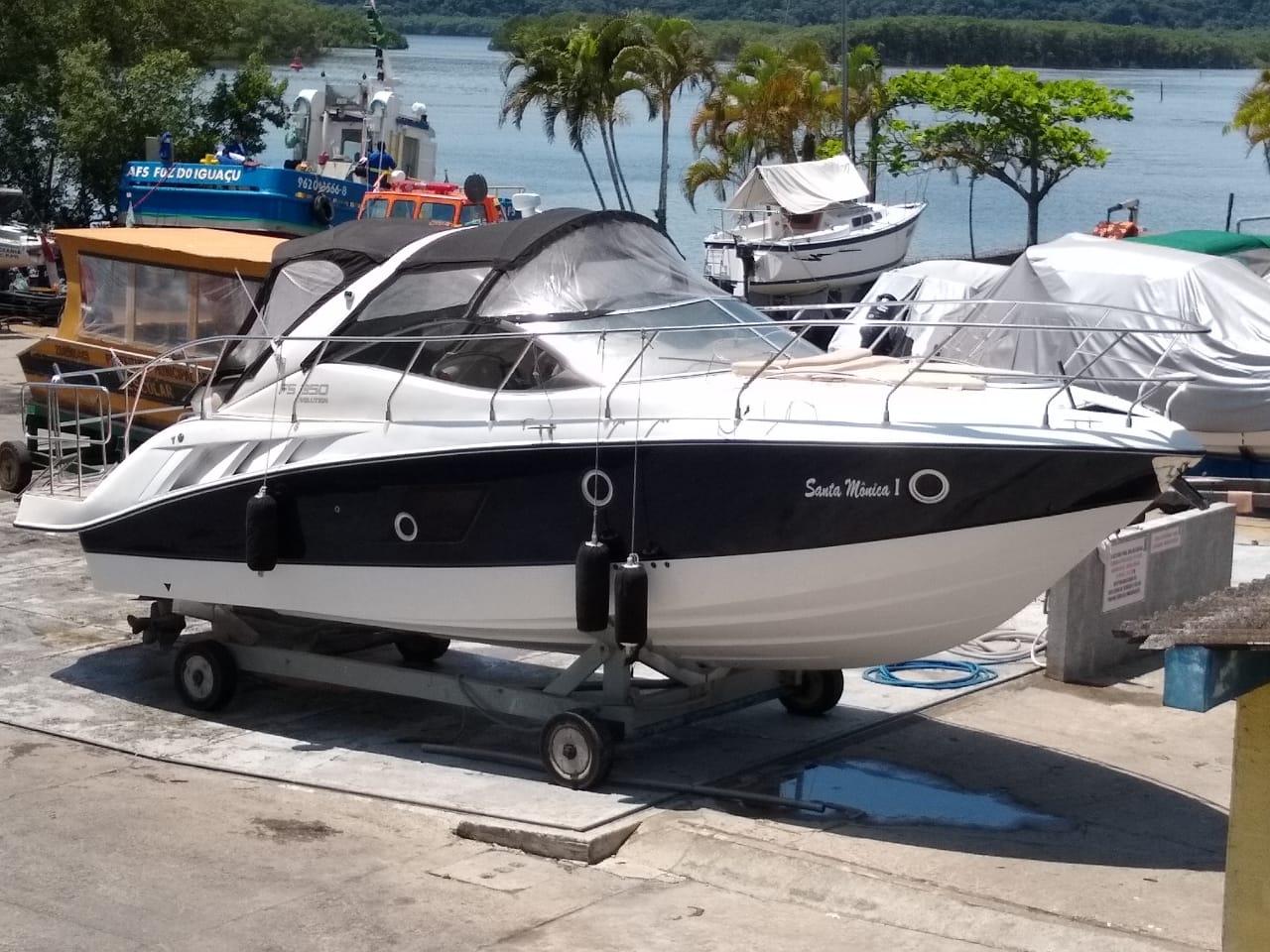 Evolution Boats FS 350
