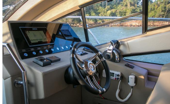 Armatti Yachts 450 Sport Coupé