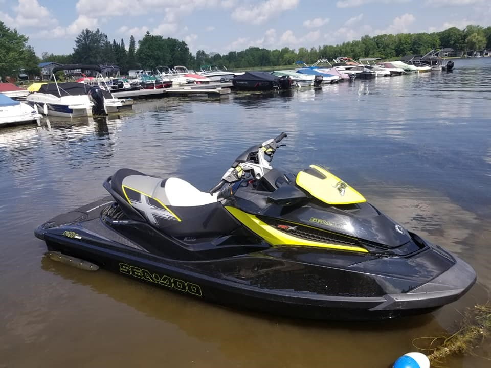 Sea Doo RXT 260